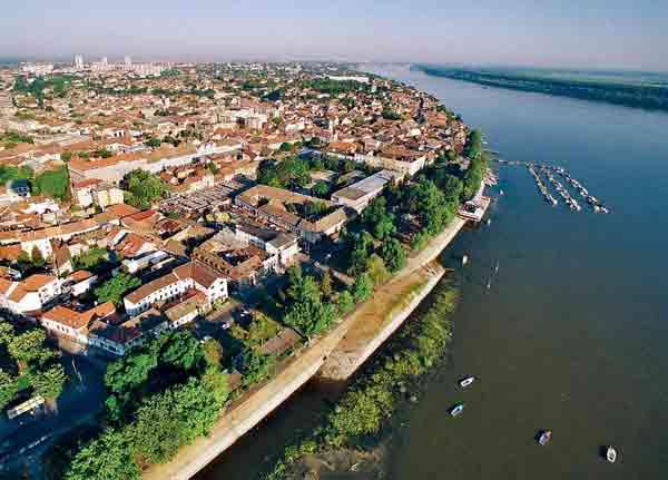 острова на Дунае