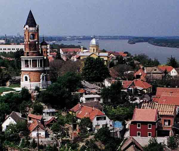 Srpski turizam - Beograd Zemun-07R